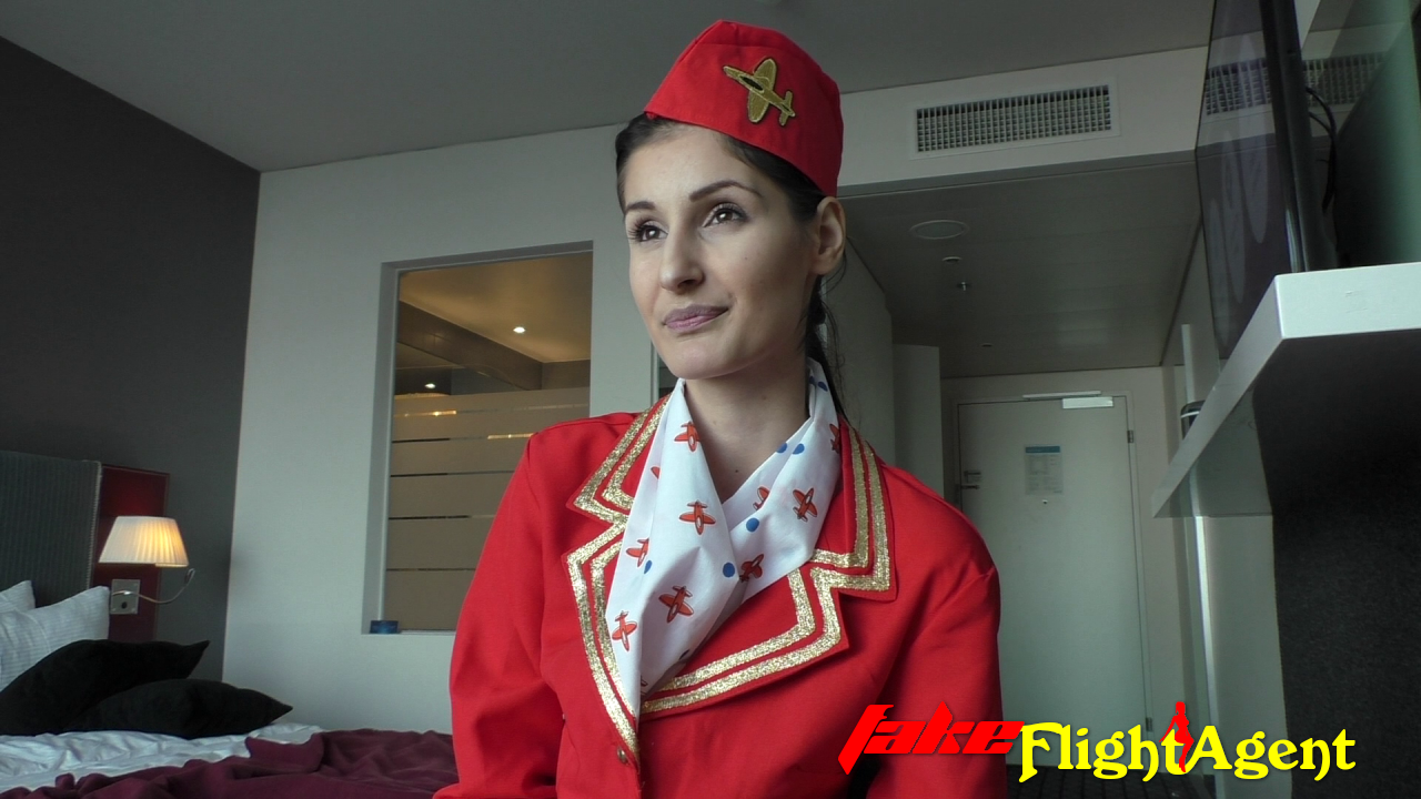Fake Flight Agent - Coco K
